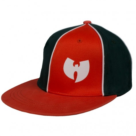 Wu Wear Cap - red / black