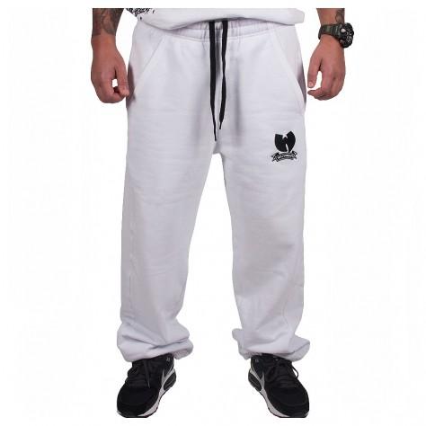 Wu Wear Sweatpant - white
