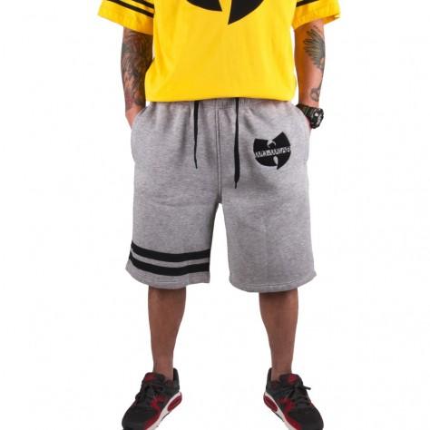 Wu Wear 36 Sweatshort - grey