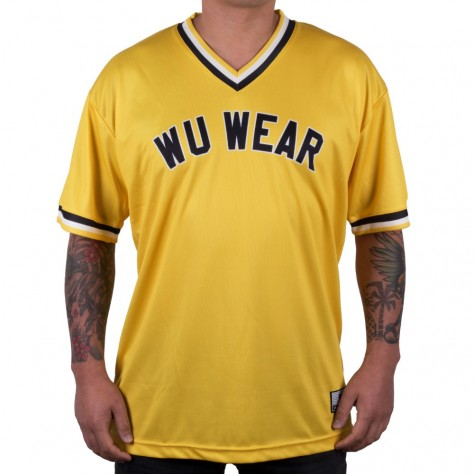 Wu Wear Wu Baseball Tee -...