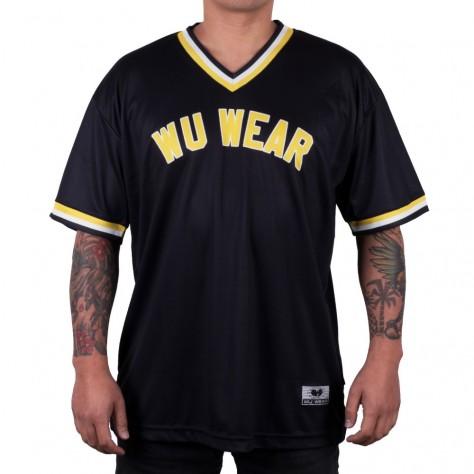 Wu Wear Wu Baseball Tee -...