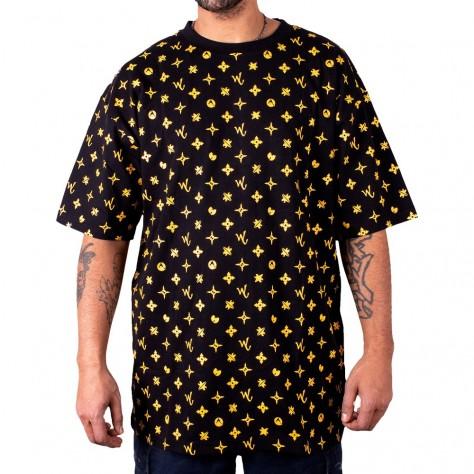 Wu Wear Wuitton T-Shirt -...