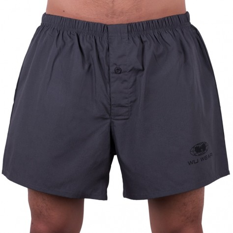 Men's shorts Wu Wear - grey...