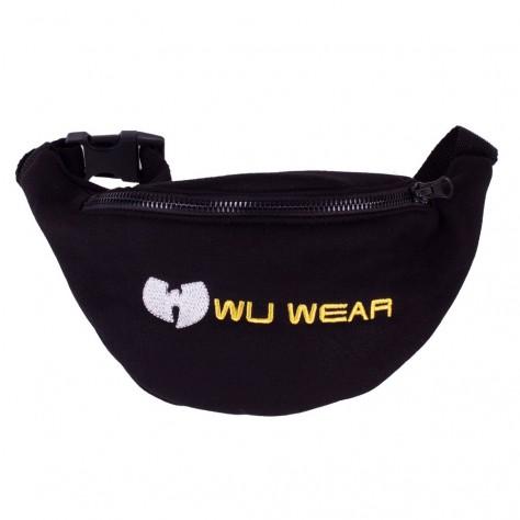 Ledvinka Wu Wear - černá
