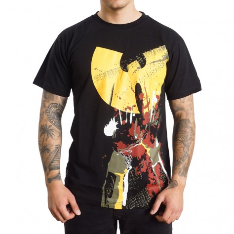 Wu Wear Wu Hands Up T-shirt...