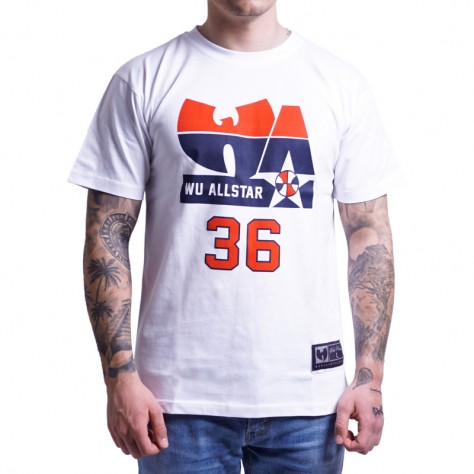 Wu Wear Wu Allstar T-Shirt...