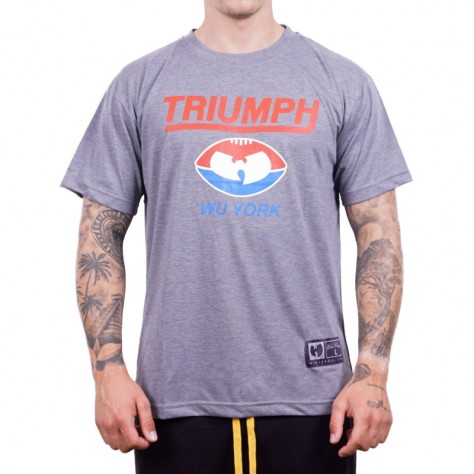 Wu Wear Wu Triumph T-shirt...
