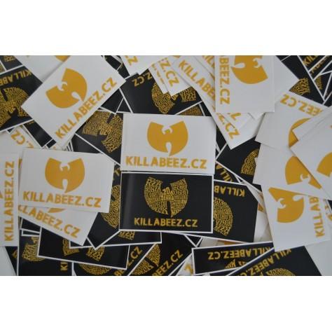 Wu Tang Clan stickers set