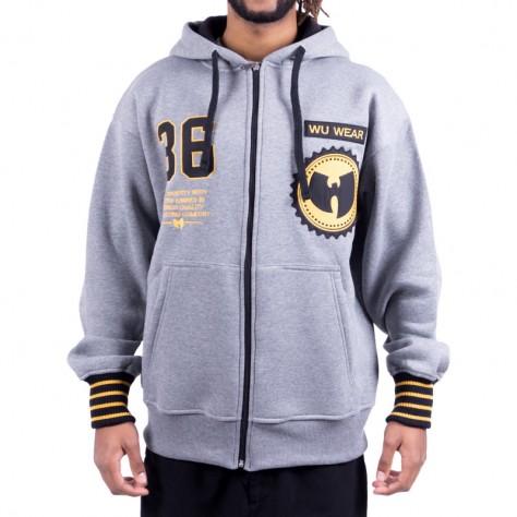 Wu Wear 36 Symbol Zipper...