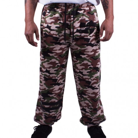 Wu Wear Wu 36 Sweatpant - camo