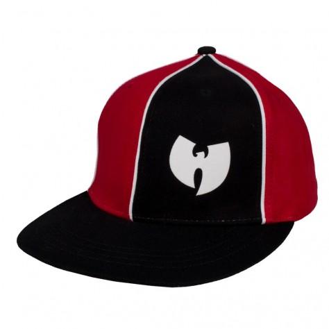 Wu Wear Cap - black / red