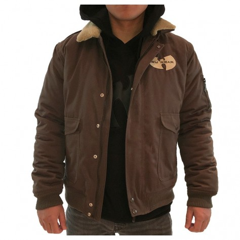 Wu Wear Winter Jacket - olive