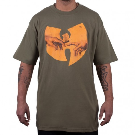 Wu Wear Wu Adam T-shirt -...