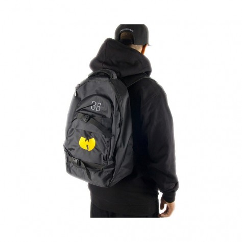 Wu Wear Wu Backpack - black