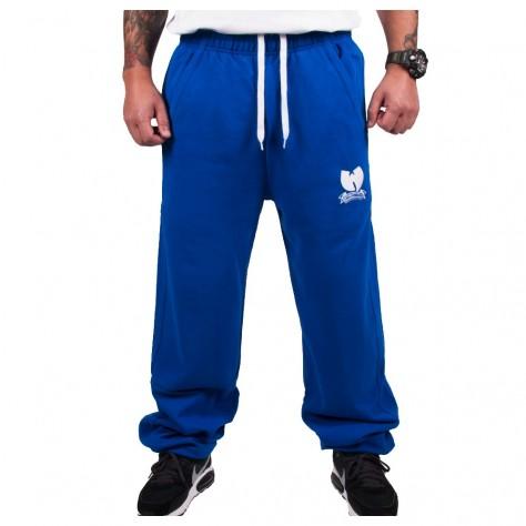 Wu Wear Sweatpant - blue