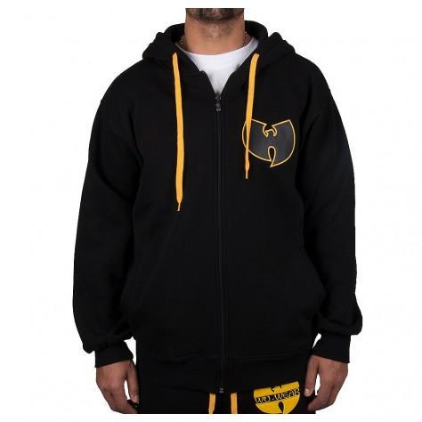 Wu Wear Protect Ya Neck Hooded Zipper - black
