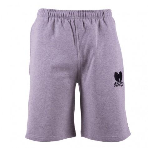 Wu Wear Short Sweatpant - grey