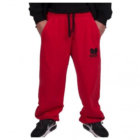 Wu Wear Sweatpant - red