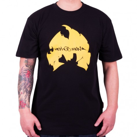 Wu Wear Method Man Logo Tee...