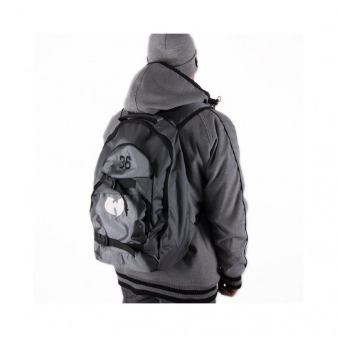 Wu Wear Wu Backpack - grey