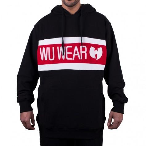 Wu Wear Wu 2 Stripe Hooded...