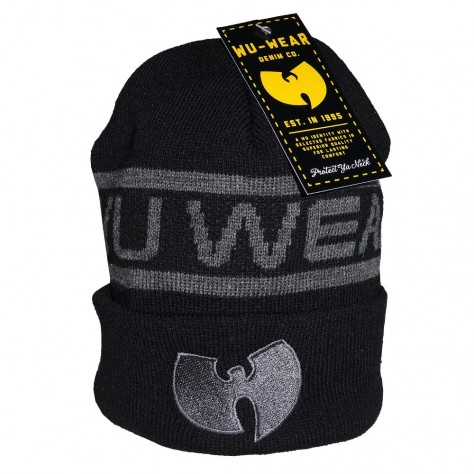 Wu Wear Beanie - black